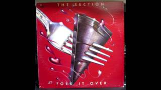 The Section - Fork It Over (Jazz Rock / Funk / Jazz Fusion) (1977) (Fu