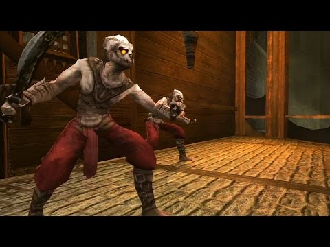Prince of Persia: Warrior Within - Walkthrough Part 12 - Clockworks and Gears Part 1