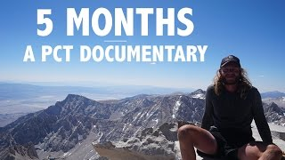 5 Months - A Pacific Crest Trail Documentary