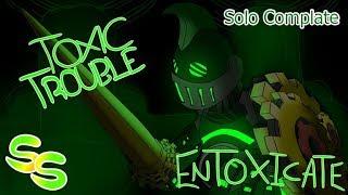 Roblox Side Slash! - Toxic Trouble (Solo)(Trickstar Class)