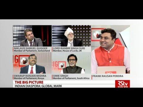 The Big Picture - Indian Diaspora : Global mark