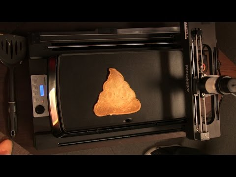 The New Screen Savers 100: PancakeBot