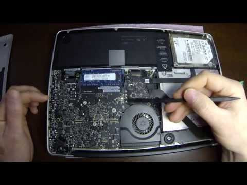 Guide: How to Remove / Replace Macbook Pro Logic Board - Eas