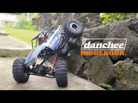 danchee-ridgerock---1/10-electric-rc-crawler---review