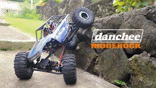 Danchee RidgeRock - 1/10 Electric RC Crawler - Review