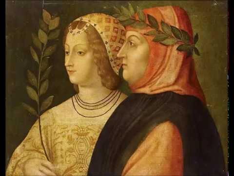 Il Canzionere:  17th century music to poems  Petrarch La Fenice, Tubéry