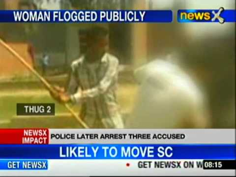 Punjab: Woman thrashed with sticks, accused arrested