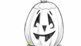 How to Draw a Pumpkin | MAT