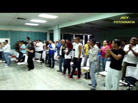 1er Debate Nacional de Salsa Casino en Venezuela - Tiempo Dos - Omar Jaimes