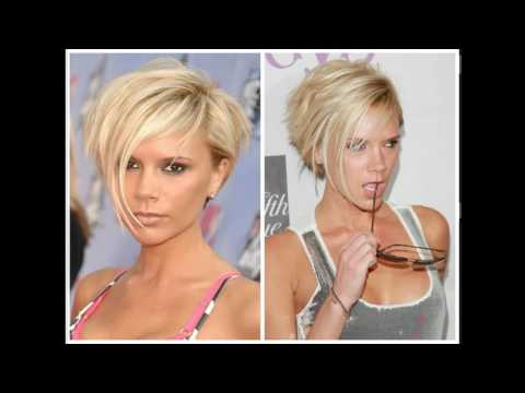 Very short inverted bob haircuts