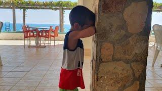 Berat ile Tatilde Saklambaç Oynadık. Hide and Seek Fun Kids Video