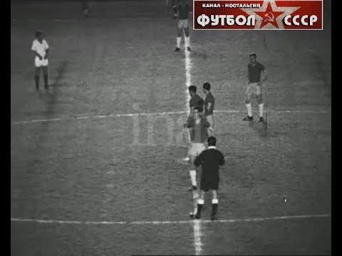 1967 Olympique De Marseille (France) - Ararat (Yerevan) 3-3 Friendly Football Match