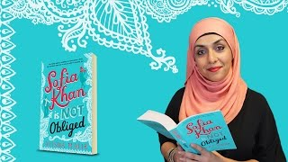 Reading from 'Sofia Khan is not Obliged.'