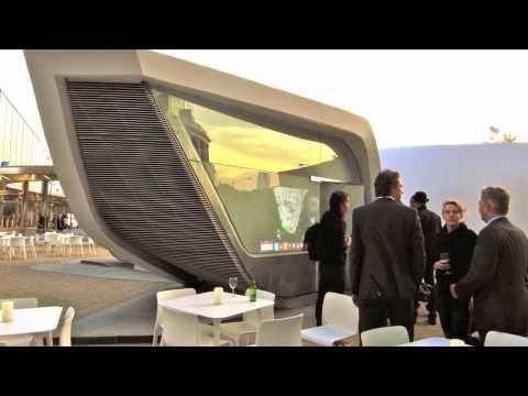 NewsGallery: Plein & Pavilion by Ben van Berkel at the Battery