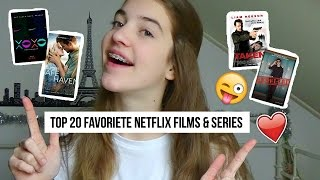 Mijn top 20 Favoriete Netflix Films & Series!   BeautyDress