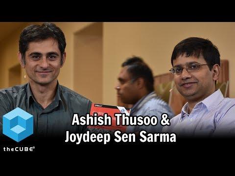 Ashish Thusoo & Joydeep Sen Sarma | Data Platforms 2017