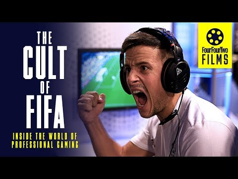 The Cult Of FIFA   Inside The World Of Professional ESports