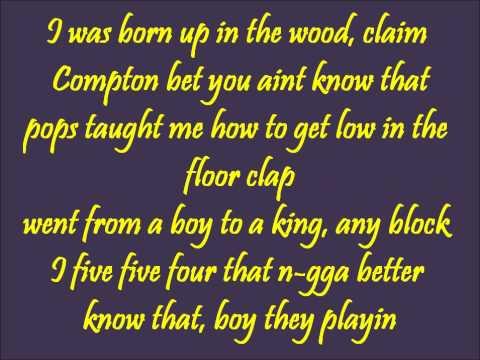 Purple Yellow - Snoop Dogg Lyrics