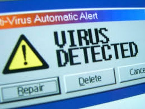 VIRUS DETECTED - YouTube