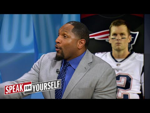 Ray Lewis on Tom Brady's documentary series, Big Ben's legacy | SPEAK FOR YOURSELF