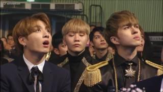 [170119] SMA EXO Daesang