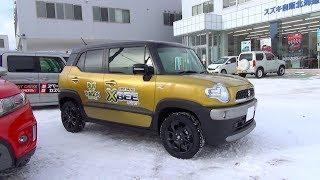 2018 New SUZUKI XBEE HYBRID 4WD - Exterior & Interior