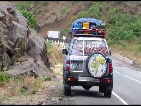 Self Driving Your For Road Safety. South Africa to Bangladesh