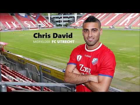 Chris David | FC Utrecht | Skill Show 2017-18