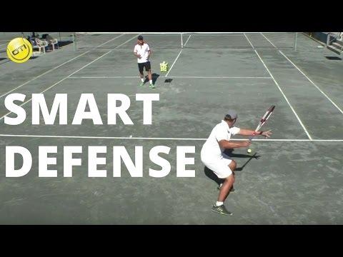 Singles Strategy: Smart Defense
