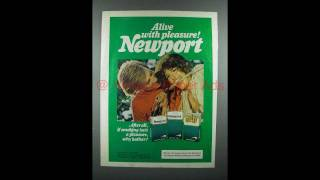 The Hell-Sell Ad Agency and Newport Cigarettes