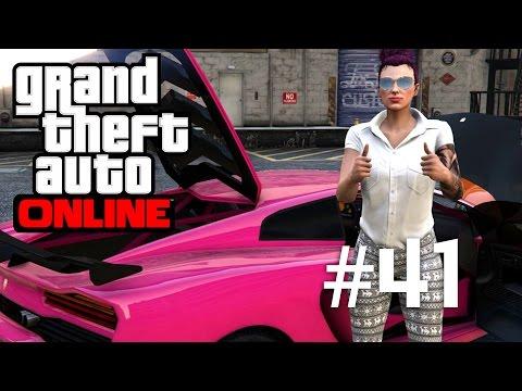 Grand Theft Auto V Online    Bila luminoasă   Episodul 41