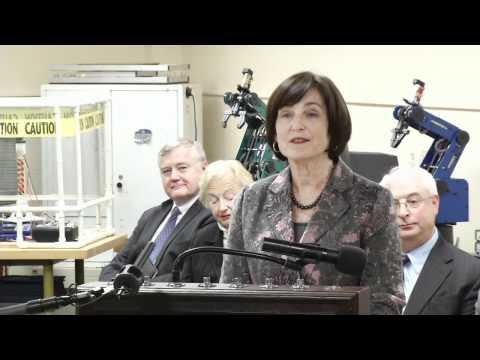 FAA NE Regional Administrator Amy Lind Corbett rem...