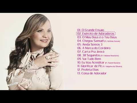 Amanda Ferrari O Teu Deus É O Meu Deus  CD Completo