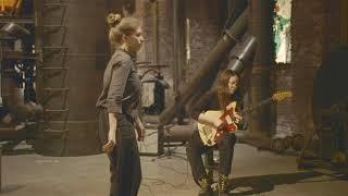 Luisa Muhr with Wendy Eisenberg at Pioneer Works - False Harmonics 3 (excerpts)