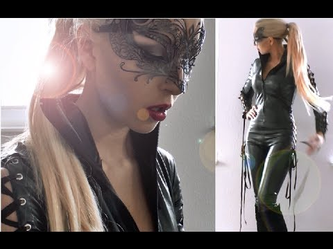 GET READY WITH ME: CATWOMAN [Fasching]