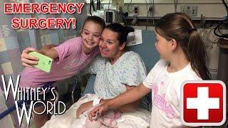 Mom is having Emergency Surgery!   Whitney Bjerken