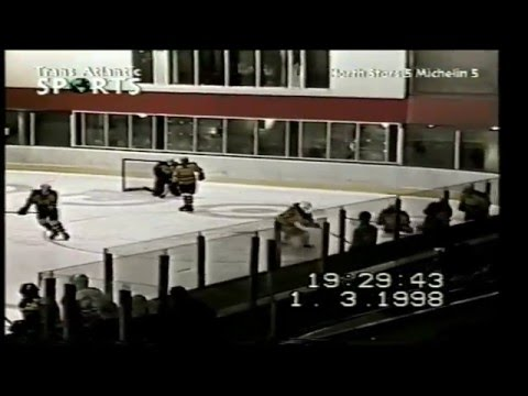 Aberdeen North Stars v Dundee Michelin (1998)