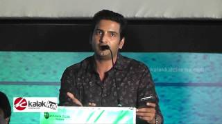 Santhanam at Inimey Ippadithan Movie Audio Launch