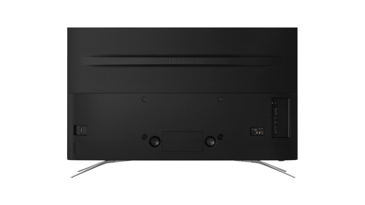 55 inch H9E Plus 4K UHD Android TV - DERIVATIVE 55H9080E
