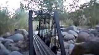 Outdoor Atlas Pratt Truss Bridge