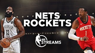 Nba all-star mock draft and previewing brooklyn nets vs. houston rockets | hoop streams