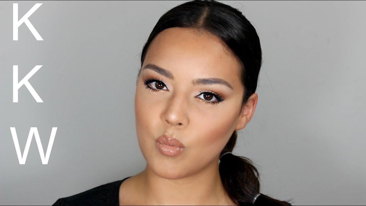 kim kardashian west makeup youtube