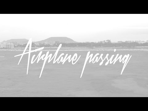 Airplane Passing | Royalty Free Sound FX [HD] | absoluteSFX