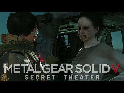 MGSV Secret Theater - Depth Perception