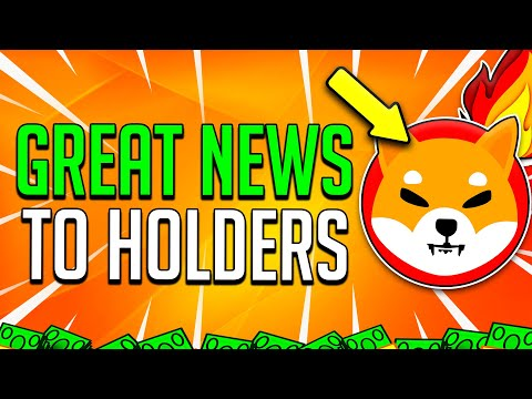 SHIBA INU GREAT NEWS FOR ALL INVESTORS! CEO SPEAKS OUT! – SHIB Crypto