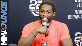 UFC 230: Jared Cannonier post fight press conference