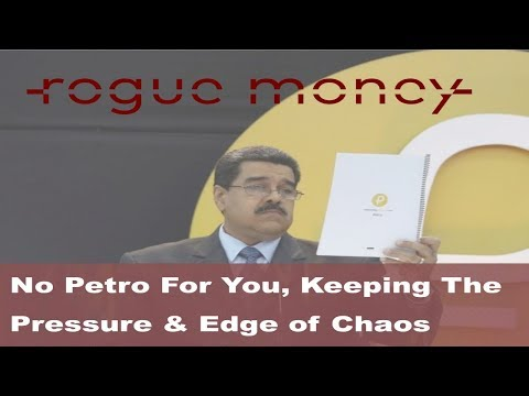 Rogue Mornings - No Petro For You, Keeping The Pressure & Edge of Chaos (03/20/18)