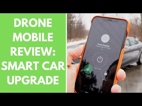 DroneMobile Review: Add Smartphone Control to Your Car