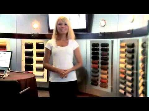Hennessy Porsche - Custom Tailoring Room