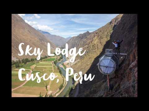SKY LODGE - Best adventure lodge in Peru